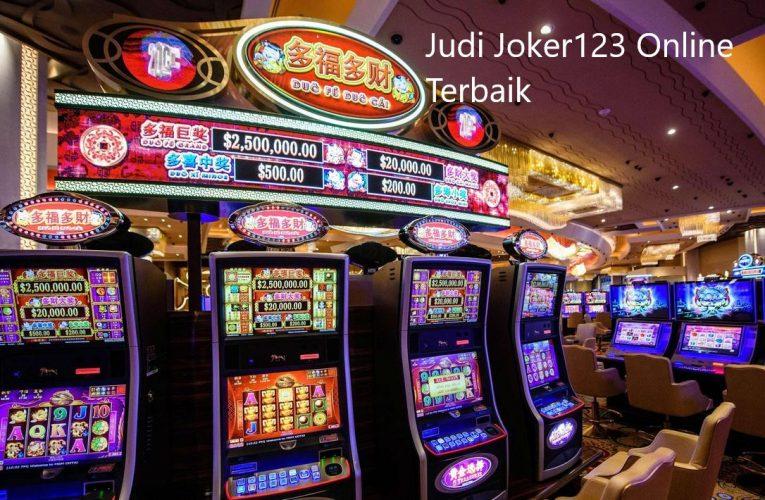 Situs Judi Slot Joker123 Uang Asli Online Via Smartphone