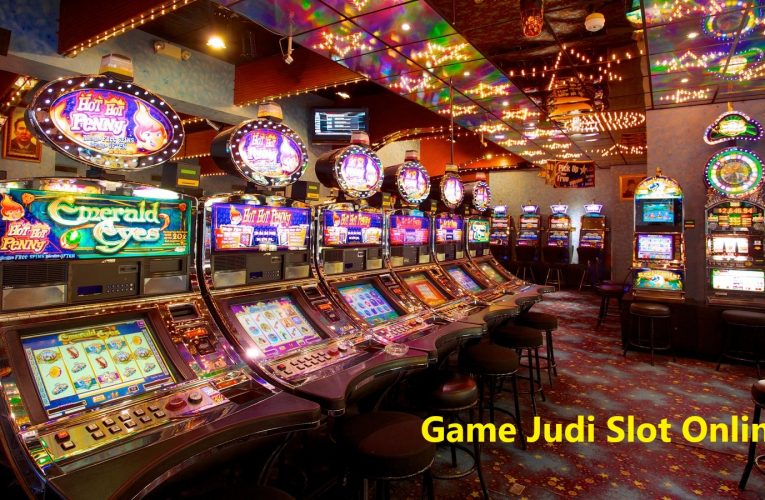 Website Online Judi Slot Mesin Jackpot Indonesia