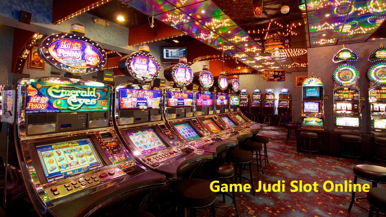 Online Judi Slot Mesin